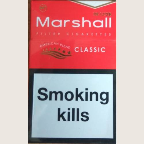 MARSHAL RED DUTY FREE