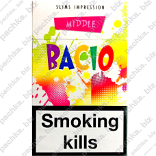 BACIO  Middle Slims Duty-free