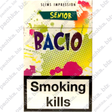 BACIO  Senior Slims Duty-free
