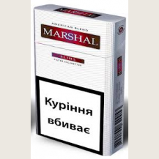 Сигареты Marshall Super Slim Red
