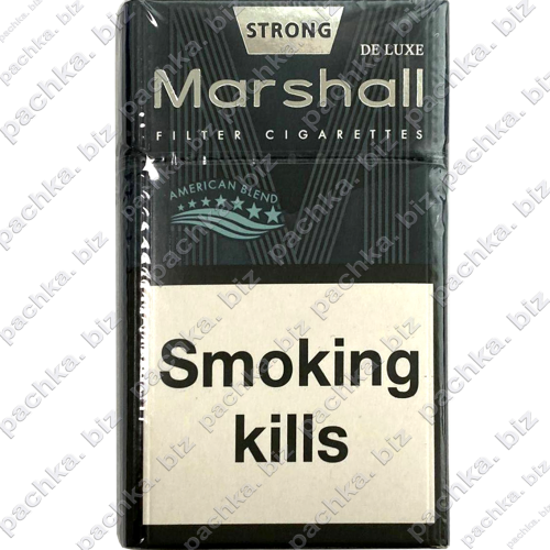 Marshall Stromg Turbo-filter Duty Free