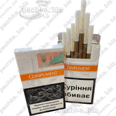 Compliment 1Amber Super slim Акциз