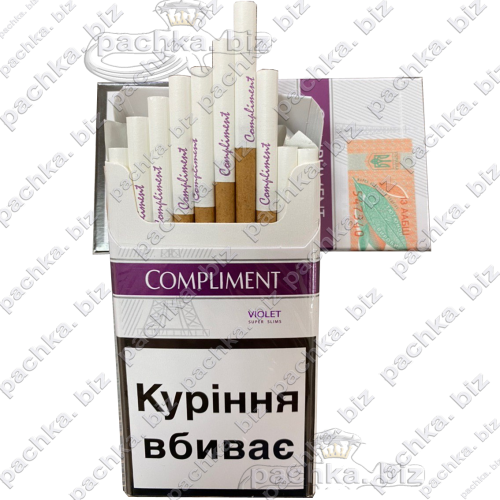 Compliment 5 Super Slims Violet Акциз
