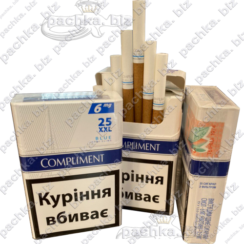 COMPLIMENT DEMI BLUE 25 XXL акциз