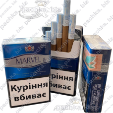 Marvel Blue KS акциз