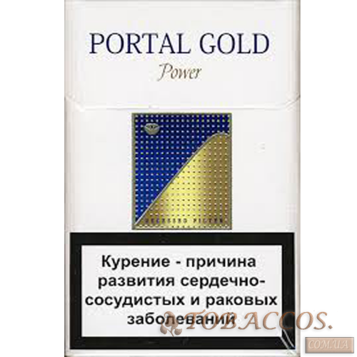 "Сигареты ""Portal Gold Power"""