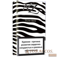 Сигареты NZ  Black Super slims Duty-free