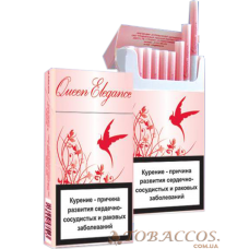 Сигареты Queen Superslims Elegance