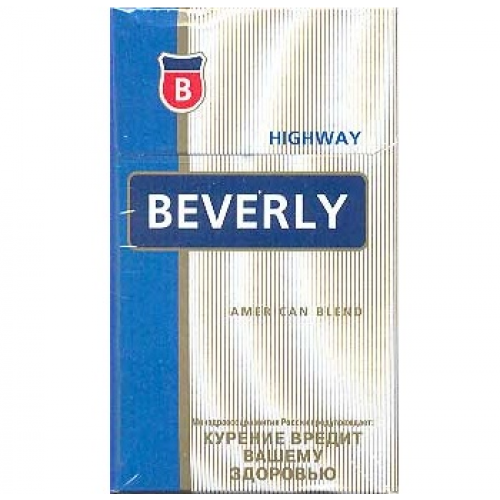 BEVERLY HIGHWAY (БЕВЕРЛИ СИНИЕ)