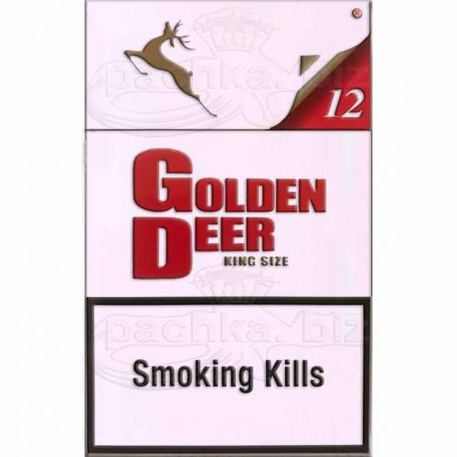 СИГАРЕТЫ GOLDEN DEER RED