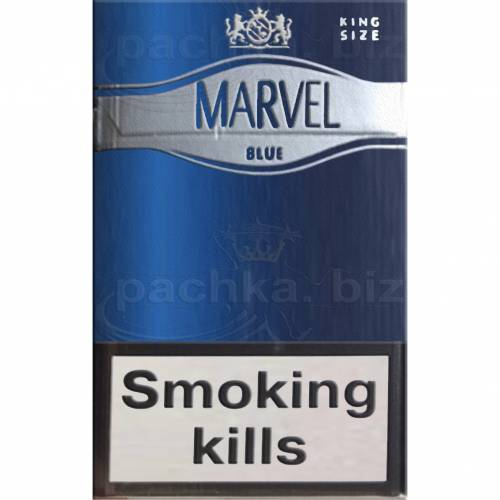 MARVEL BLUE 4 DEMI SLIMS