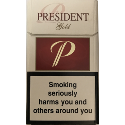 "PRESIDENT RED ""KING SIZE"""