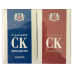 CK RED, BLUE «KING SIZE»
