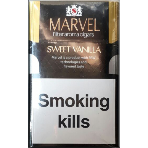MARVEL SWEET VANILLA King-Size