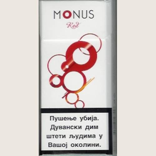 MONUS SUPER SLIM (RED)