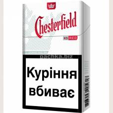 СИГАРЕТЫ CHESTERFIELD RED