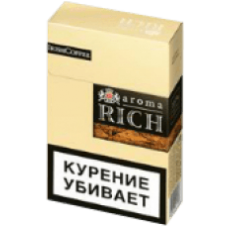 AROMA RICH IRISH COFFEE - 8 мг смолы, 0,7 мг никотина