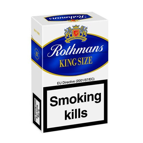 Rotmans king size