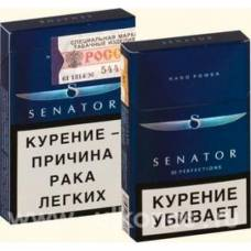 Senator nano winegrape nano power - 5 мг смолы, 0,5 мг ник.